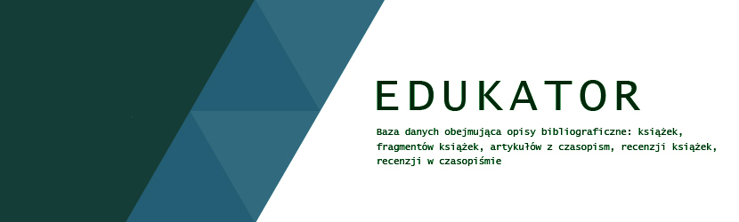 Baza danych Edukator