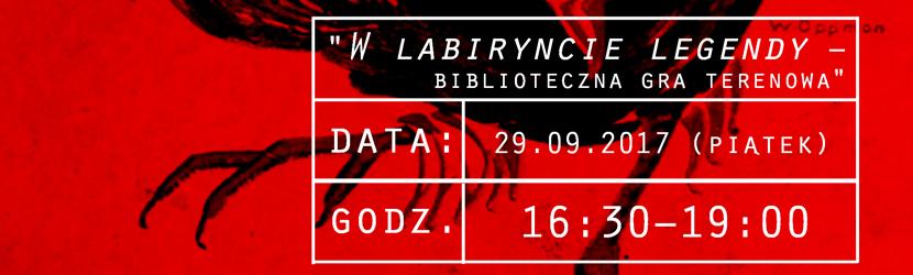 """""""W labiryncie legendy"""" – Małopolska Noc Naukowców w BG UP"""